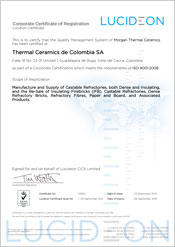 Thermal Ceramics de Colombia