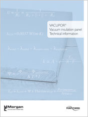 Vacuum Insulation Panel Technical Information